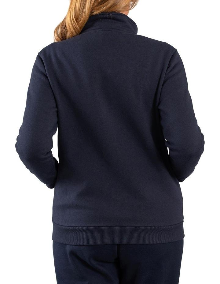 Honeycombe Fleece Jacket image 2