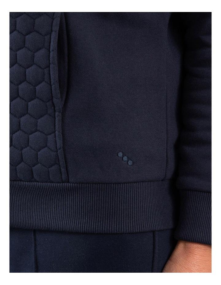 Honeycombe Fleece Jacket image 4