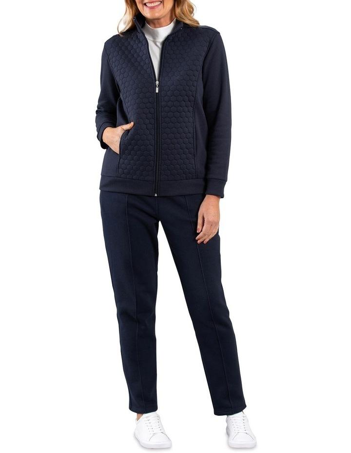 Honeycombe Fleece Jacket image 5
