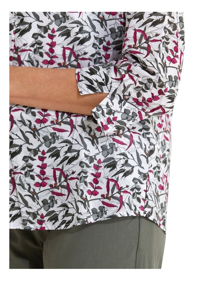 Charvi 3/4 Sleeve Shirt Sprout image 4