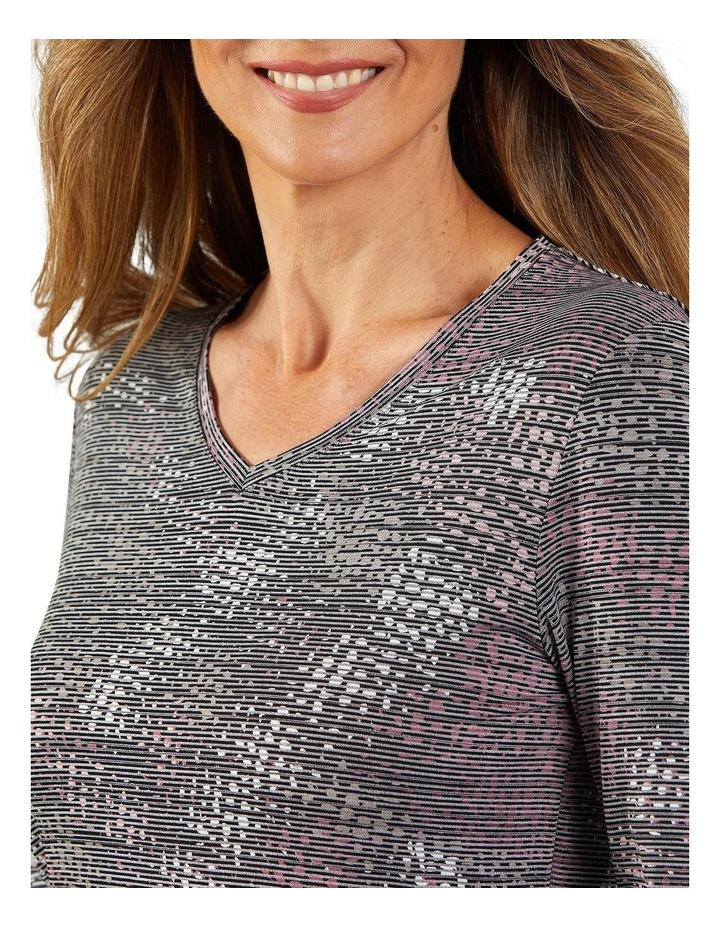 Stefania 3/4 Sleeve Top image 4