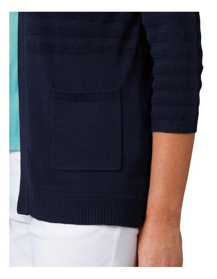 Felton 3/4 Sleeve Cardigan image 4