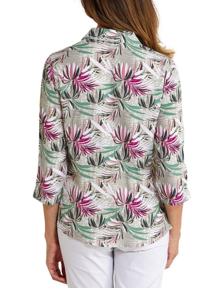 Kalila 3/4 Sleeve Shirt Bamboo image 2