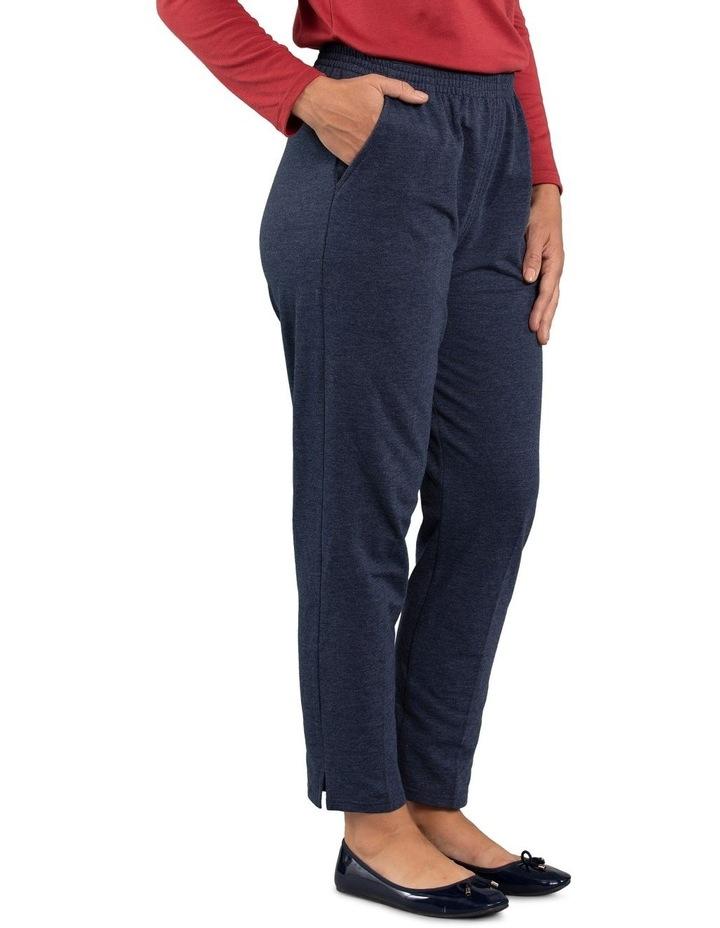 Raw Spun Cotton Short Length Pant image 1