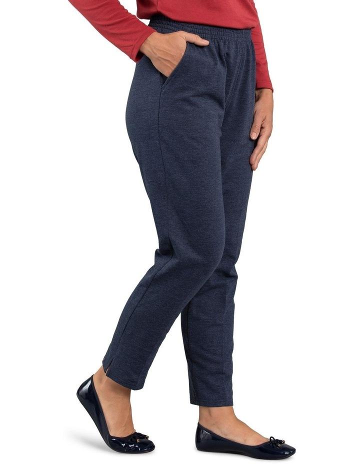 Raw Spun Cotton Short Length Pant image 2