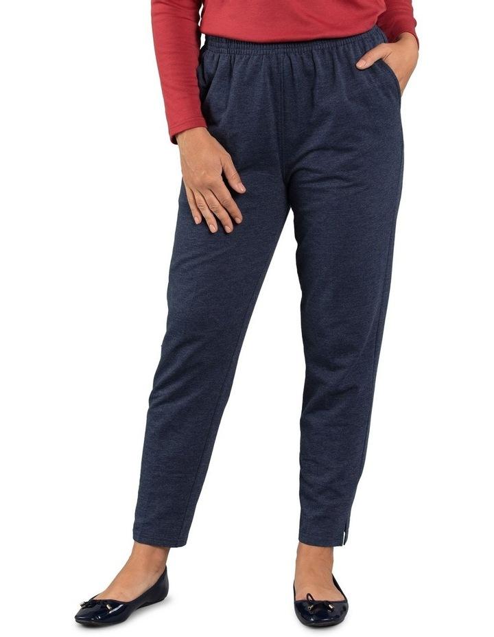 Raw Spun Cotton Short Length Pant image 3