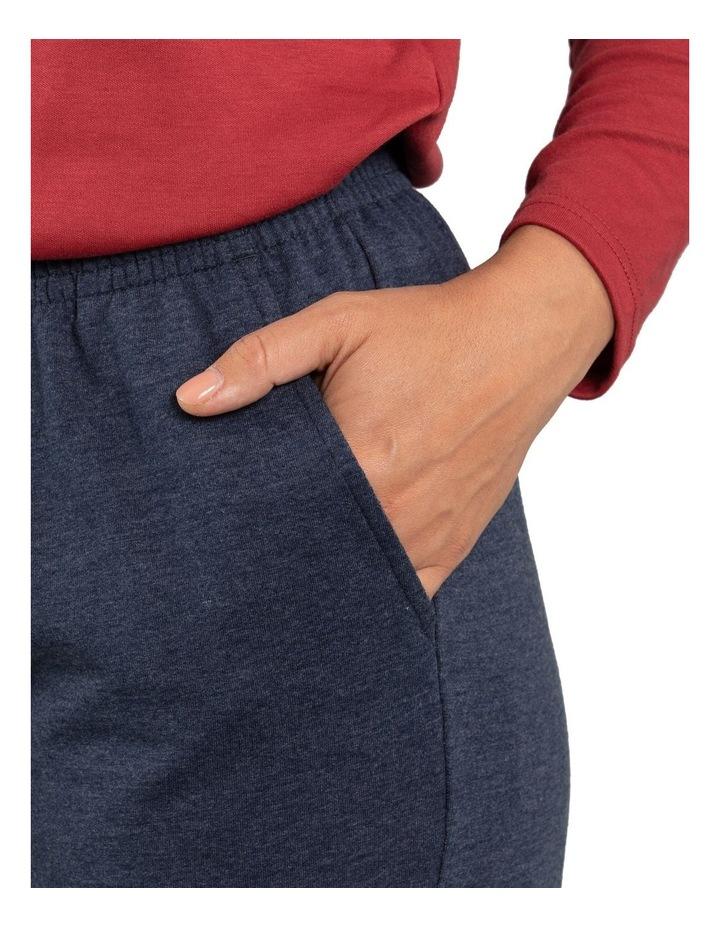 Raw Spun Cotton Short Length Pant image 4