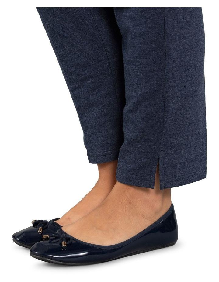 Raw Spun Cotton Short Length Pant image 5