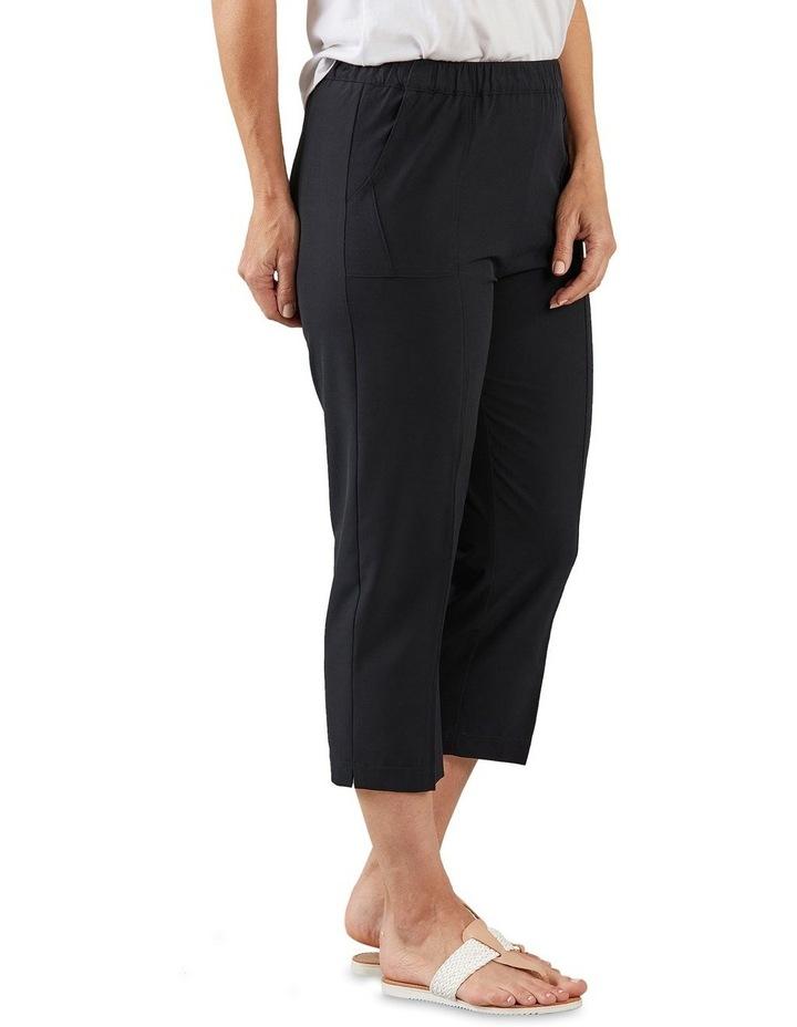 Eureka Black 3/4 Length Pants image 2
