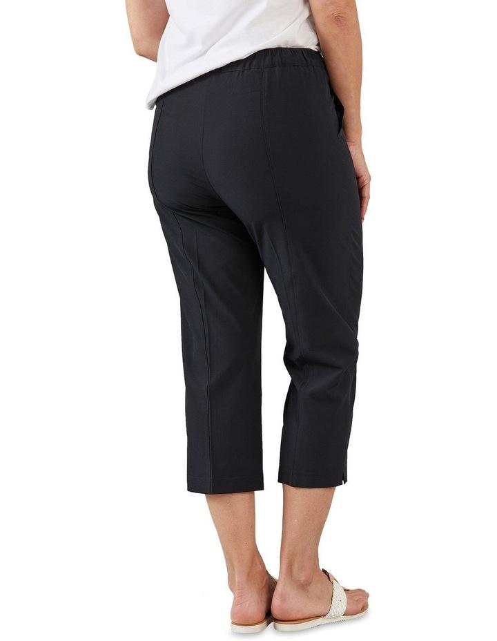 Eureka Black 3/4 Length Pants image 3