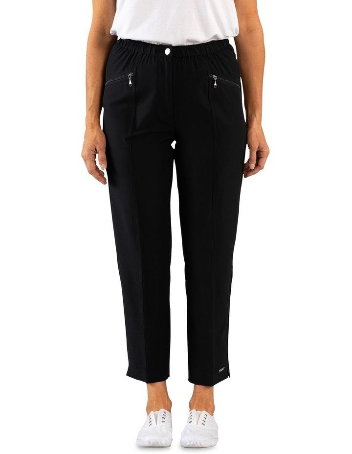 Eureka Short Length Pant Black image 1