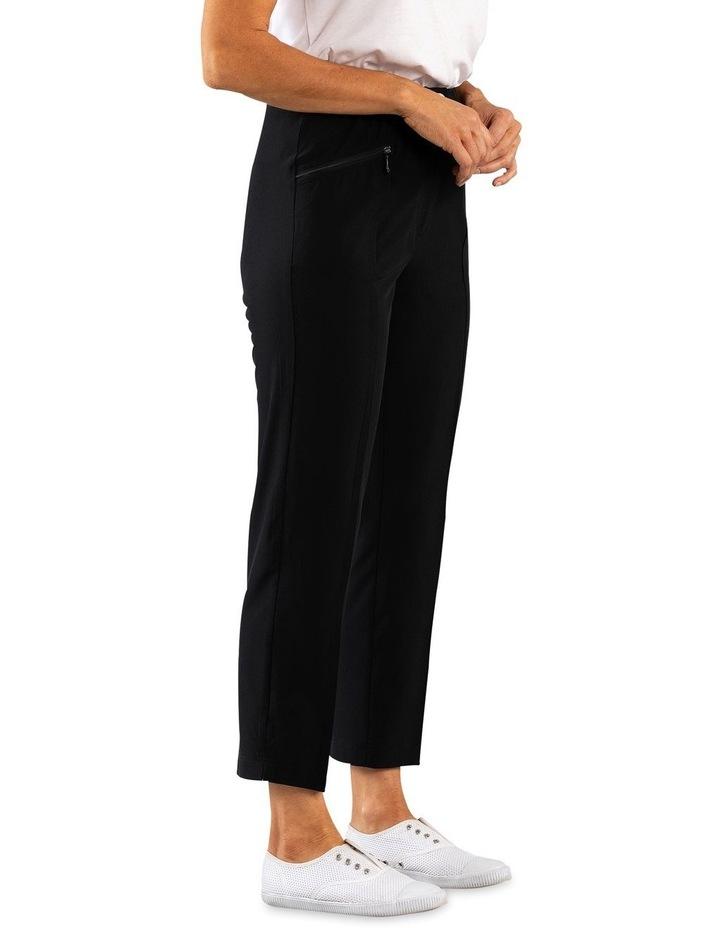 Eureka Short Length Pant Black image 5