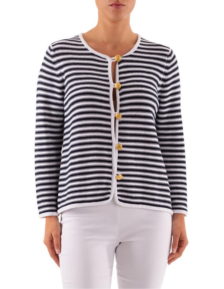 Nautical Knit Jacket image 1