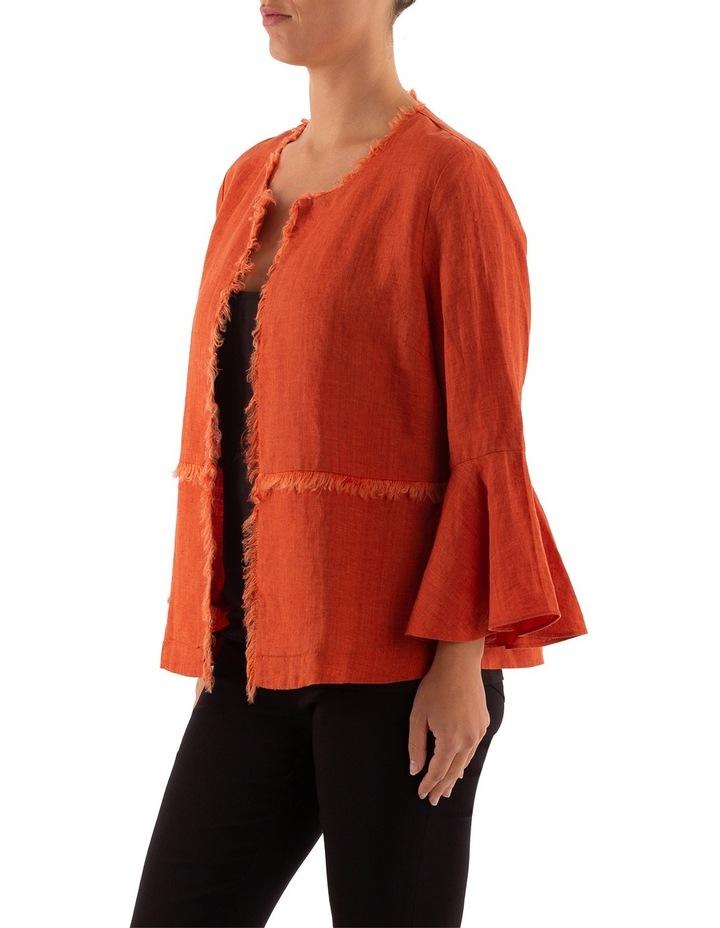 Linen Jacket image 2