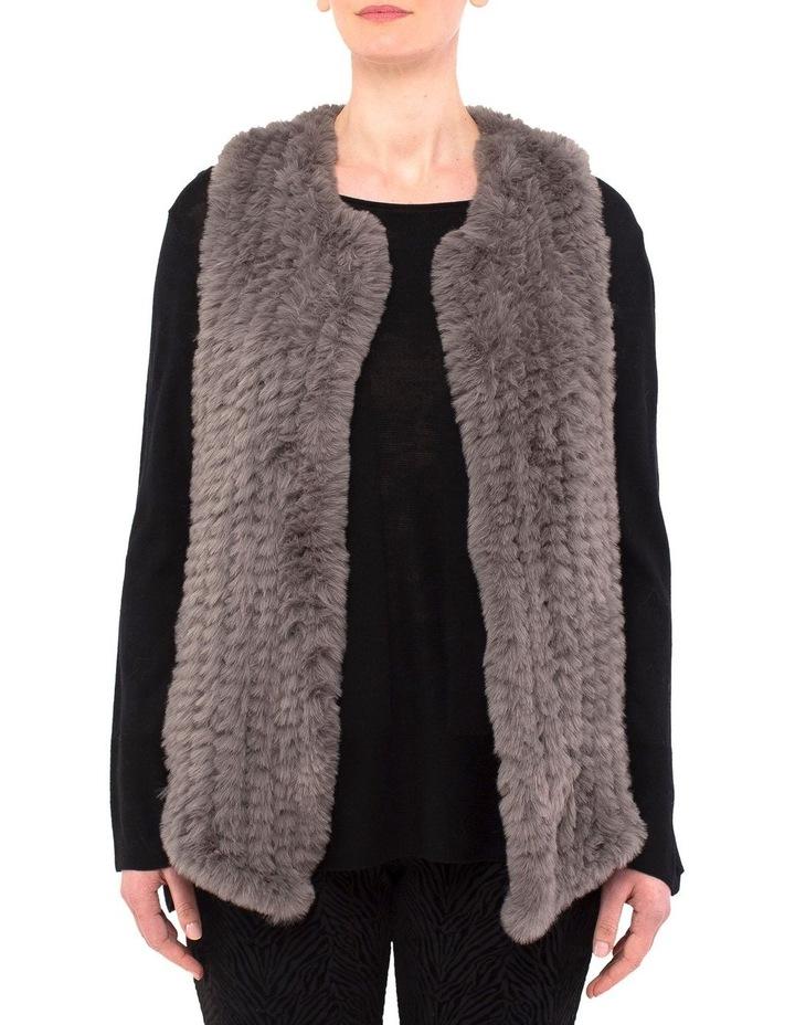 Faux Fur Vest image 1