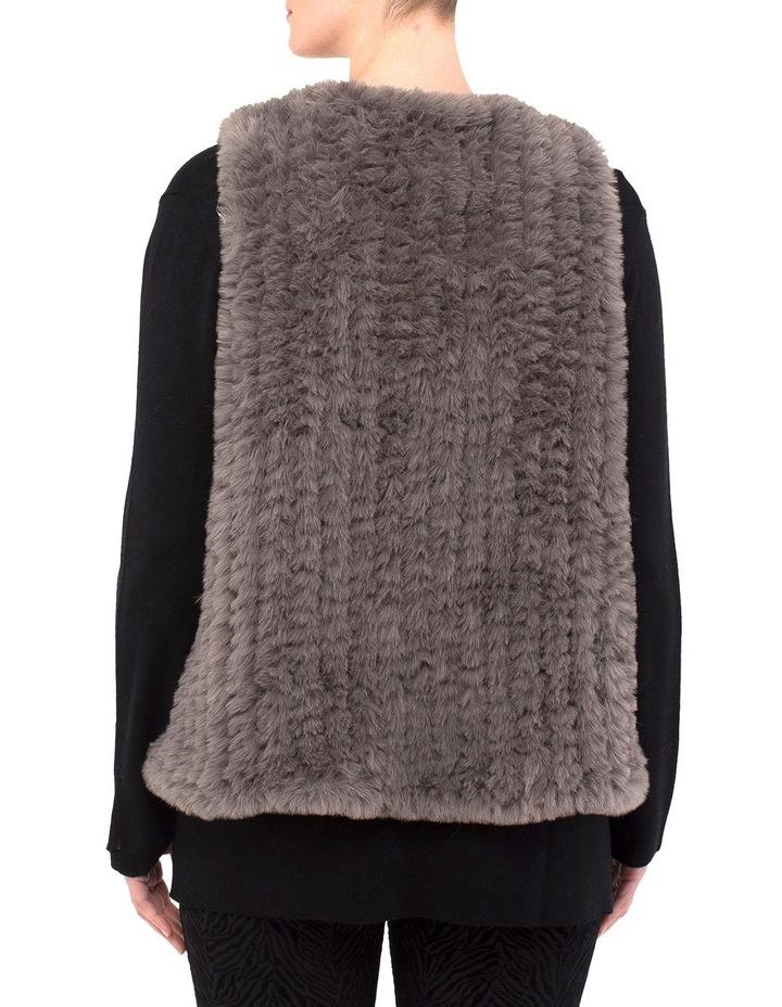 Faux Fur Vest image 3
