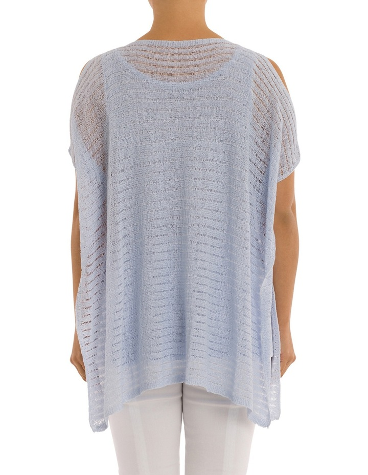 Drop Shoulder Double Layer Pullover image 3