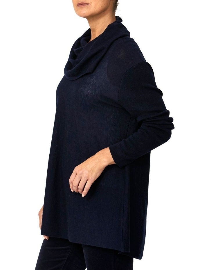 COWL NECK PULLOVER image 2