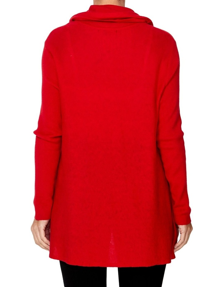 COWL NECK PULLOVER image 3