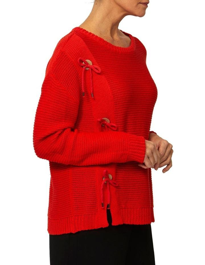 Button Trim Pullover image 2