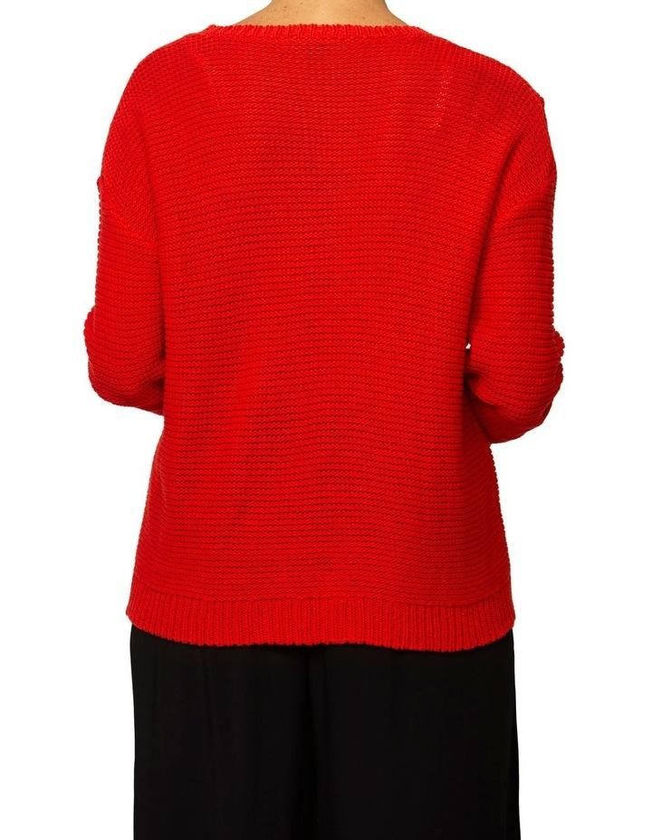 Button Trim Pullover image 3