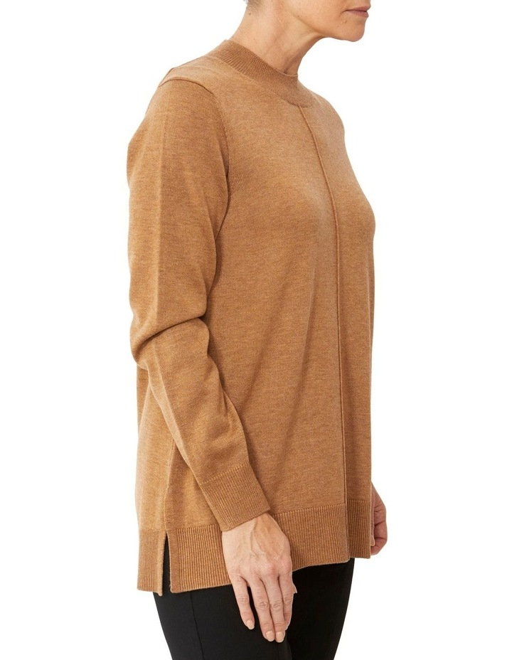 Wool Blend Roll Neck Pullover image 2