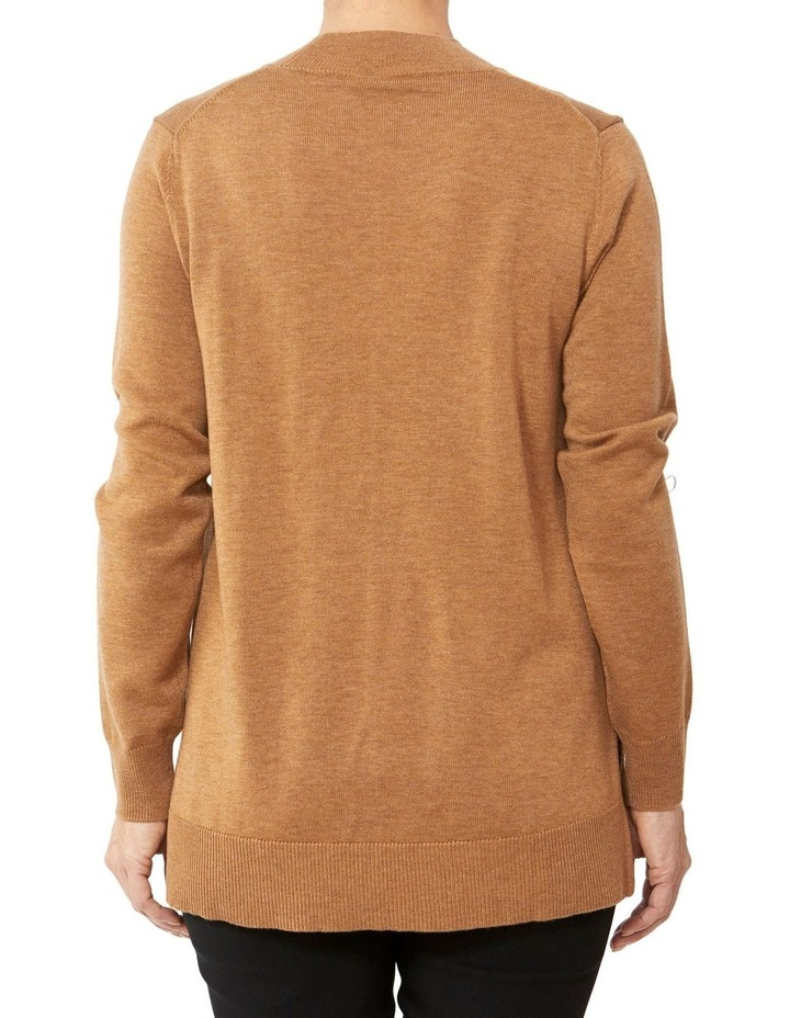 Wool Blend Roll Neck Pullover image 3