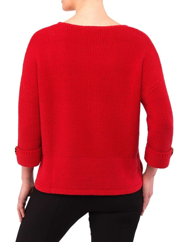 Textured Pullover image 4