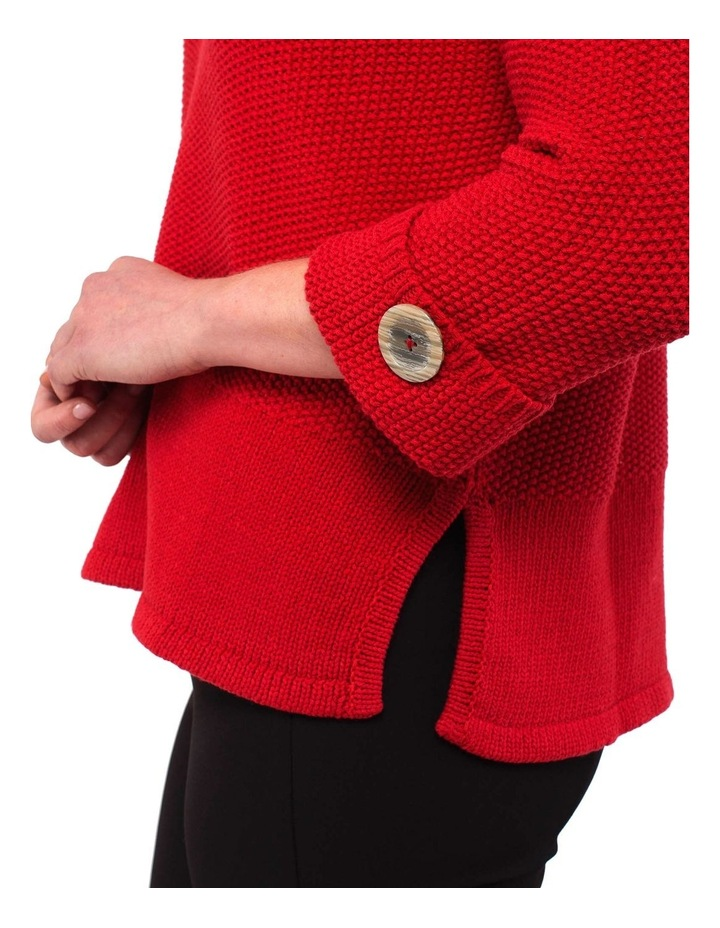 Textured Pullover image 5