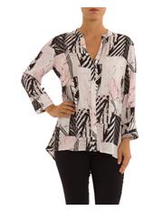 PINGPONG - Marble Print Shirt