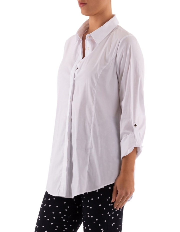 Button Back Shirt image 2
