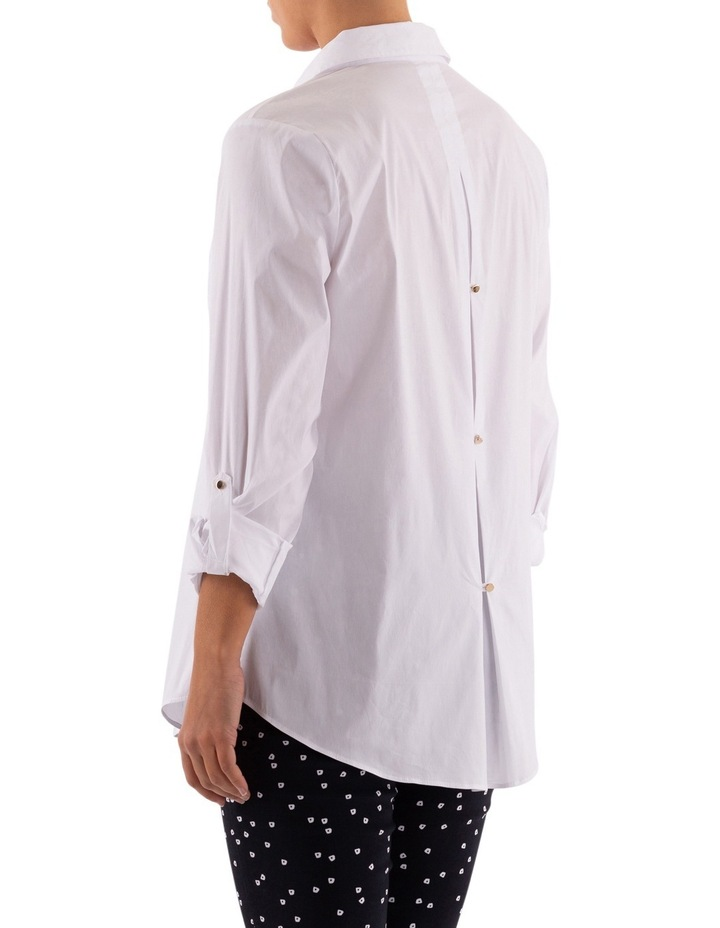 Button Back Shirt image 3