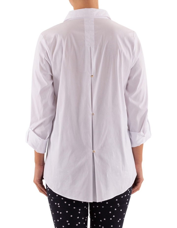Button Back Shirt image 4