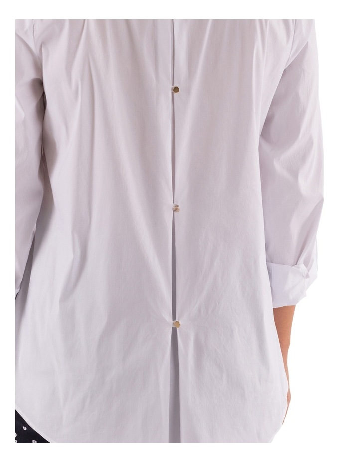 Button Back Shirt image 5