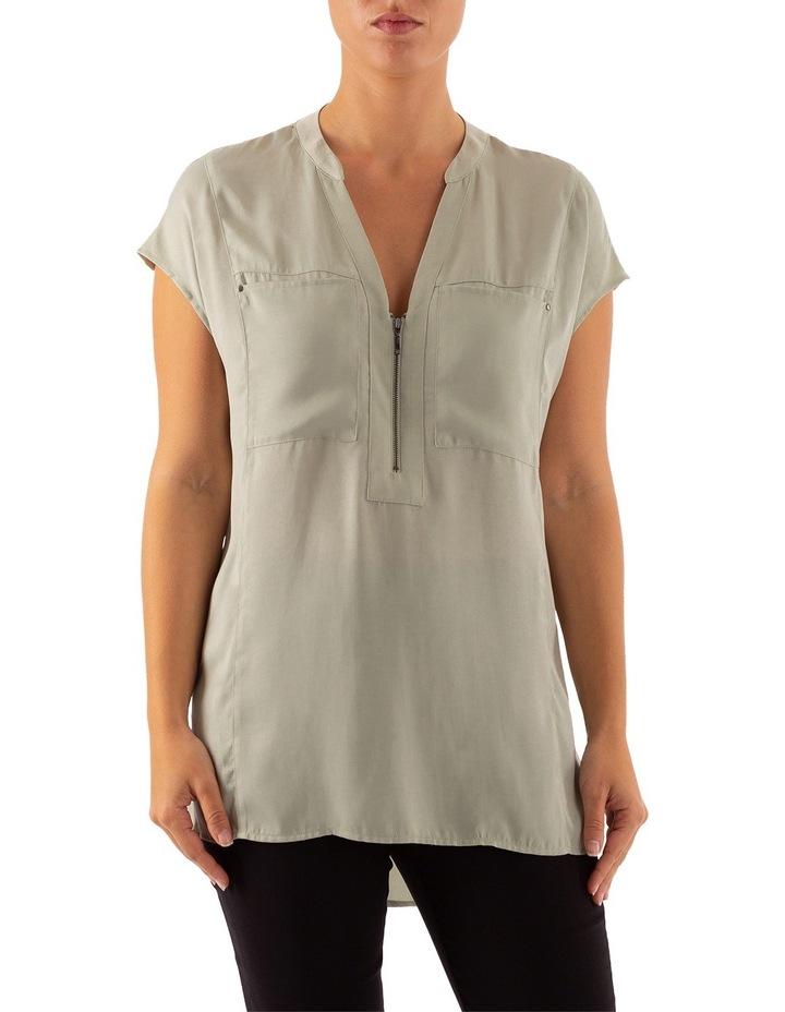 Drop Shoulder Blouse image 1