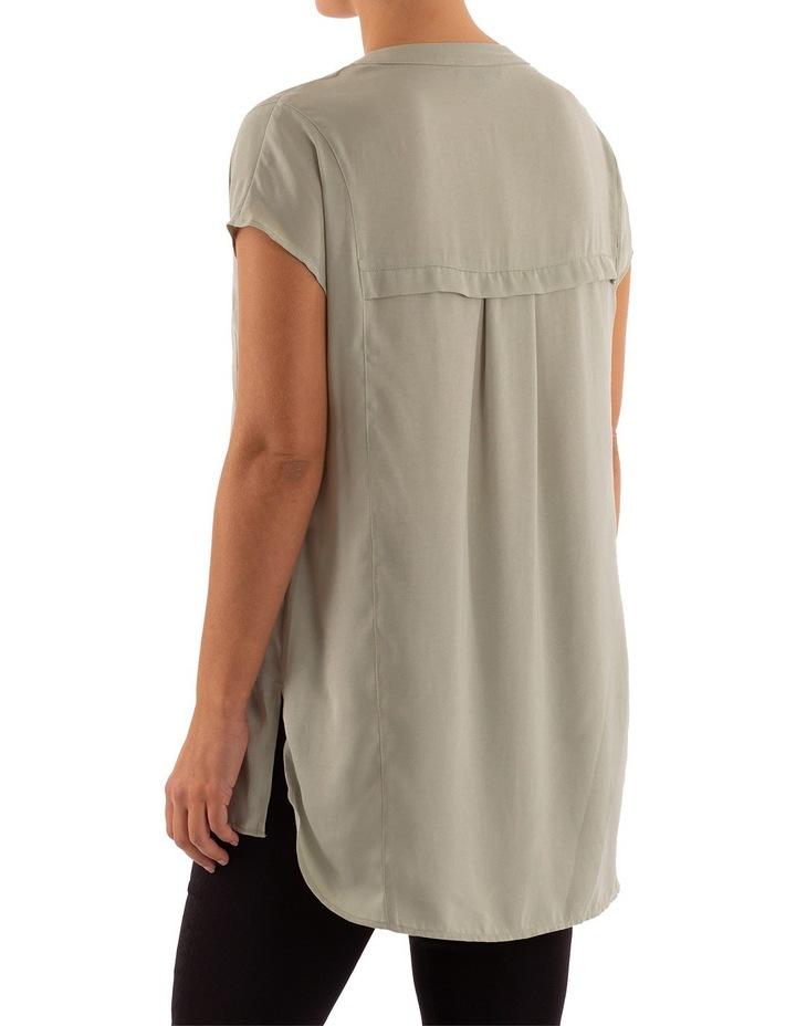Drop Shoulder Blouse image 3