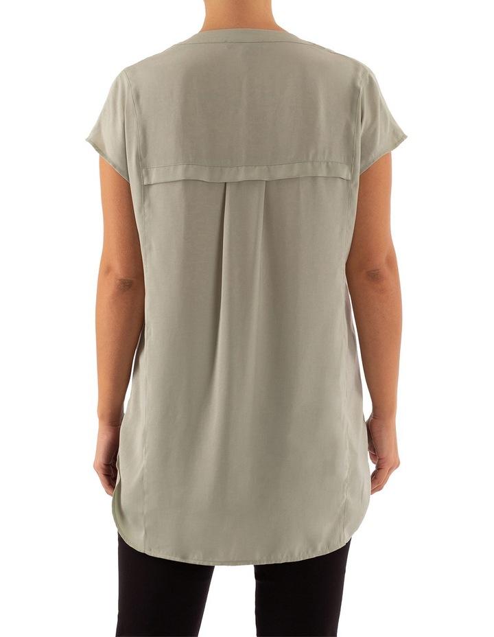 Drop Shoulder Blouse image 4