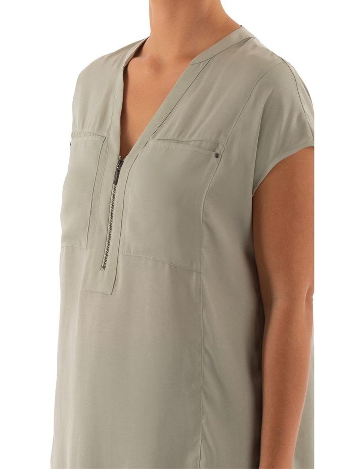 Drop Shoulder Blouse image 5