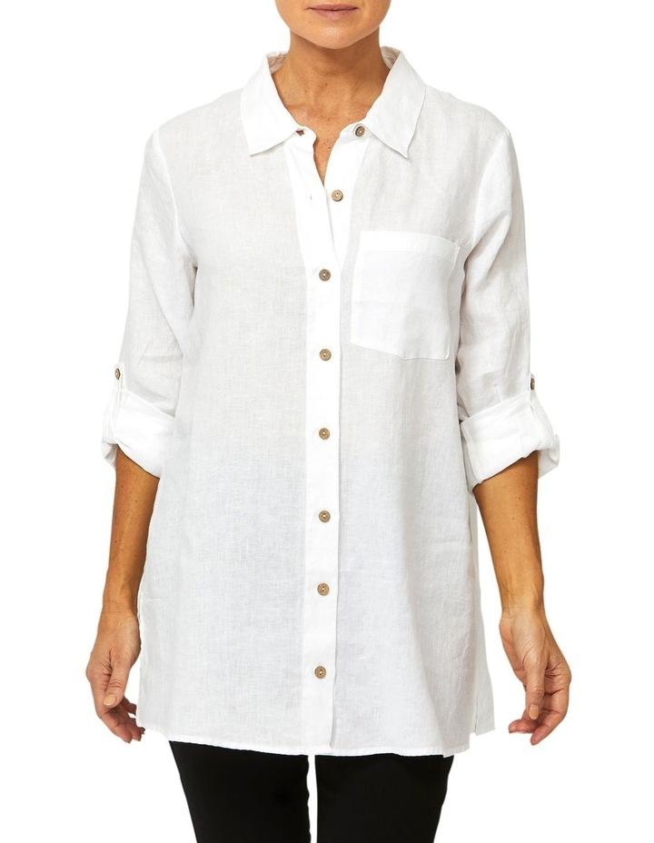 Everyday Linen Shirt image 1