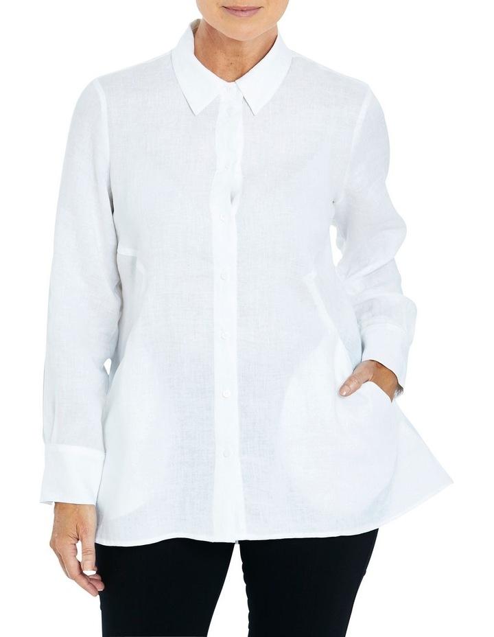 Linen Swing Shirt image 1