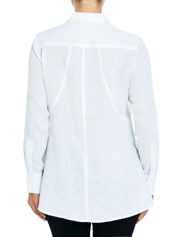 Linen Swing Shirt image 2