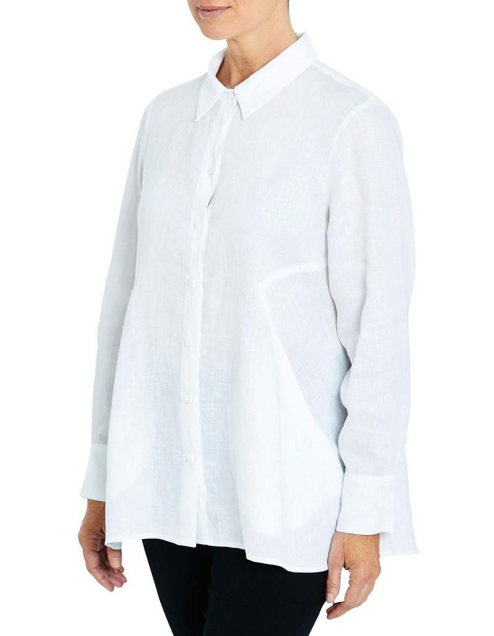 Linen Swing Shirt image 3
