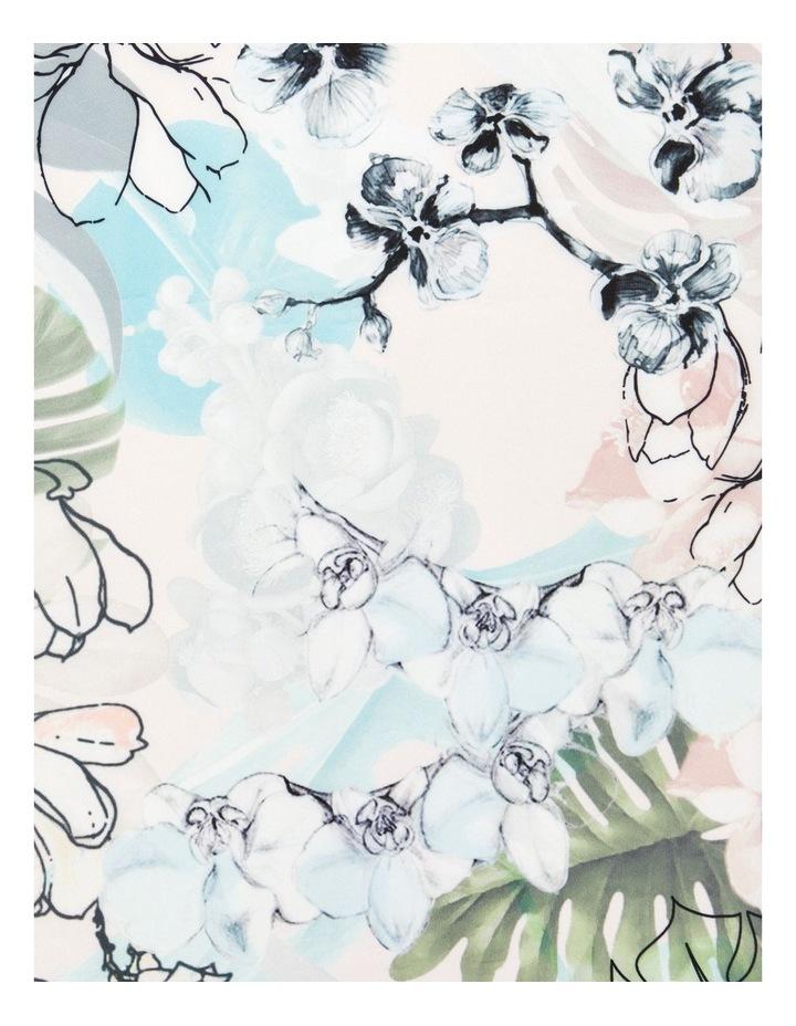 Jungle Print Poet Blouse image 4