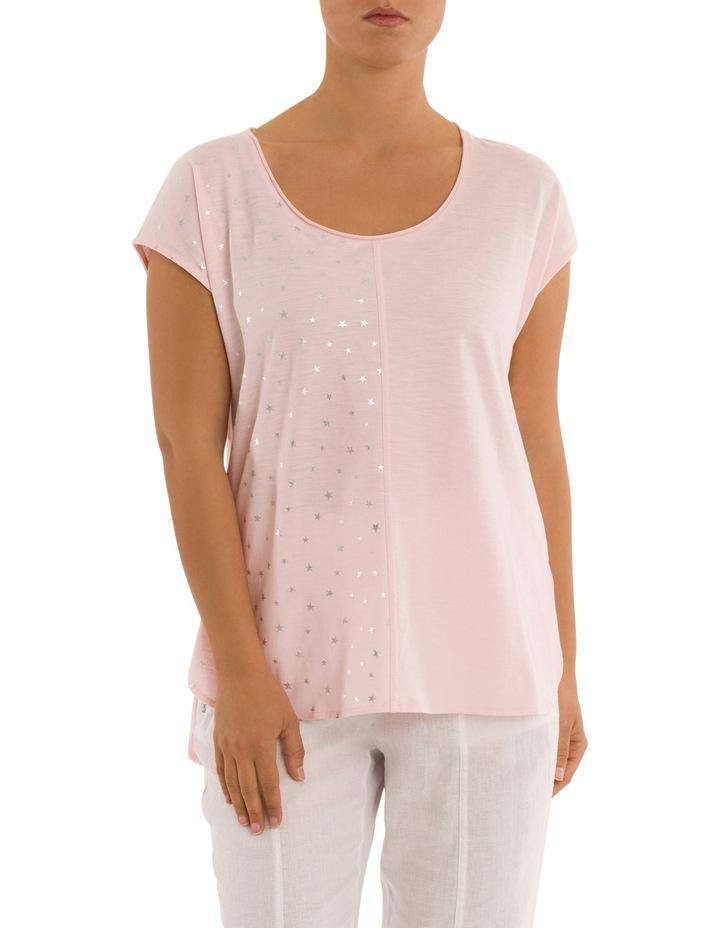 Spliced Star T-Shirt image 1