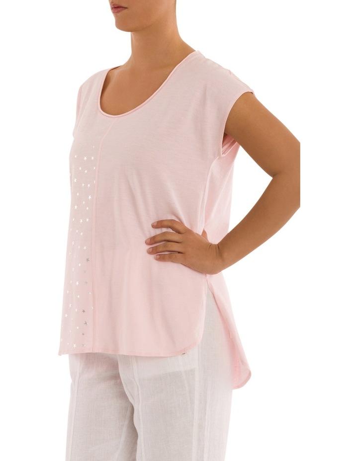 Spliced Star T-Shirt image 2