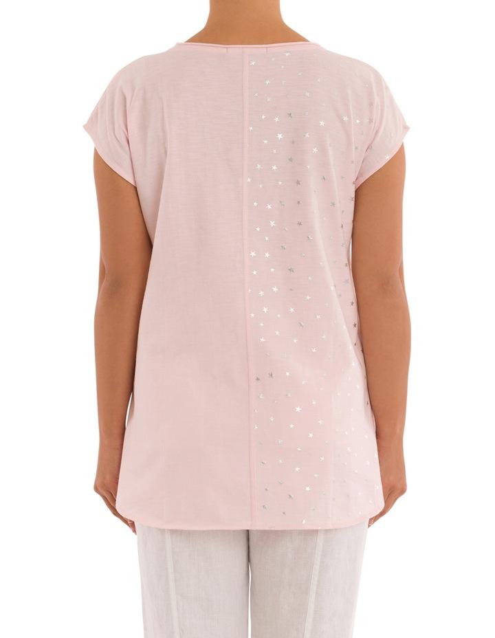 Spliced Star T-Shirt image 3