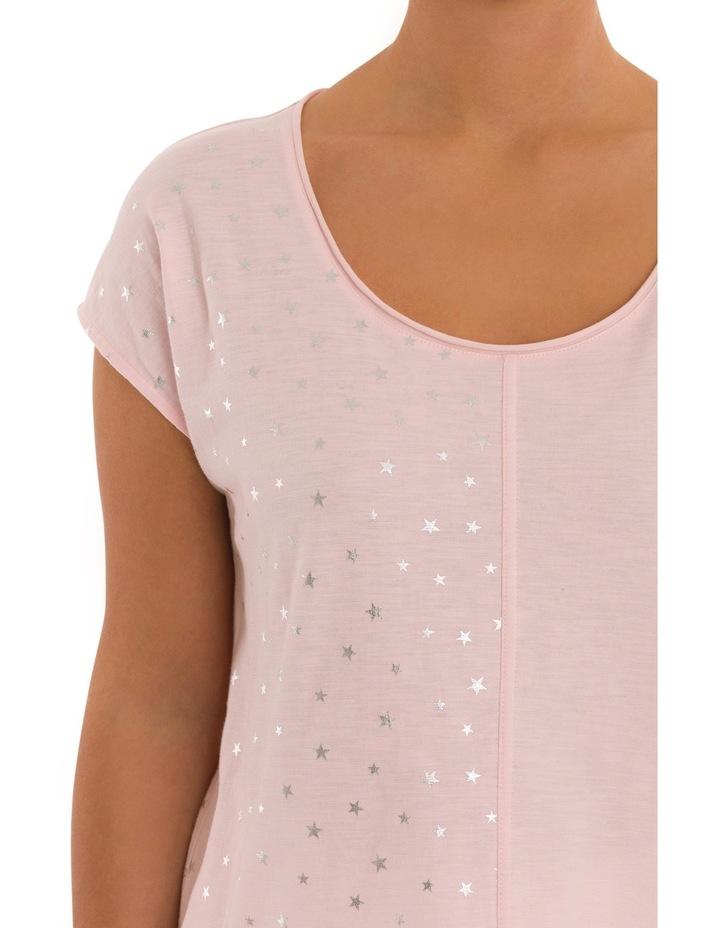 Spliced Star T-Shirt image 4