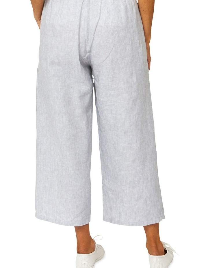 Patch Pocket Linen Pant image 3