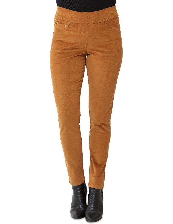 Pull On Corduroy Pant image 1