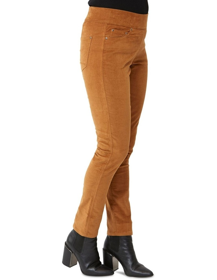 Pull On Corduroy Pant image 2